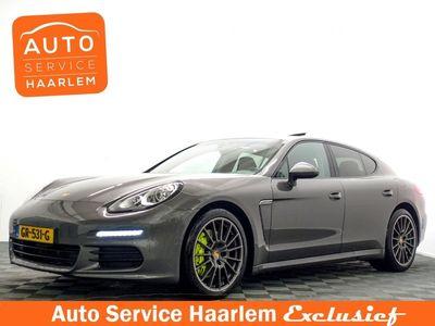 tweedehands Porsche Panamera 3.0 S E-Hybrid 334pk Sport Leer, Schuifdak, Navi, Xenon Led