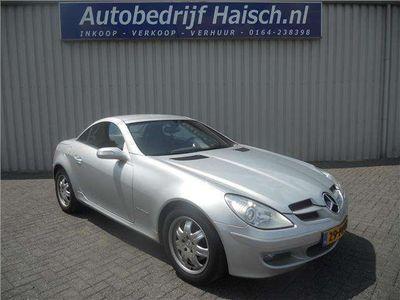 tweedehands Mercedes SLK200 K .NL AUTO