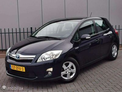 tweedehands Toyota Auris 1.8 Full Hybrid Business climate/cruise control