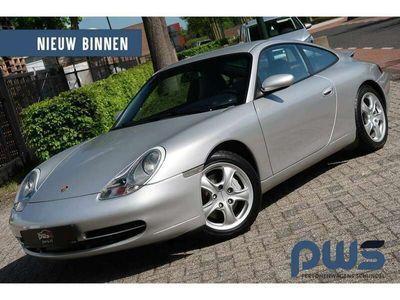 tweedehands Porsche 911 Carrera 4 996 3.4 CoupéPrachtstaat / 1e eig.