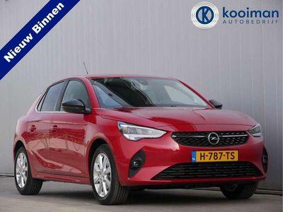 tweedehands Opel Corsa 1.2 Turbo 100pk Elegance RIJKLAARPRIJS