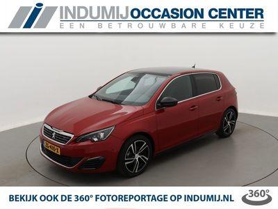tweedehands Peugeot 308 1.2 PureTech GT-line // Navi / Camera / Pano-dak / LM Velgen