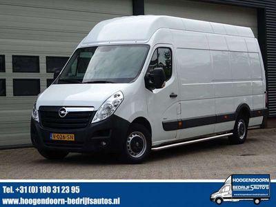 tweedehands Opel Movano 2.3 CDTI 146pk BiTurbo RWD L4H3 Maxi - Jumbo