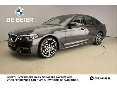 tweedehands BMW 520 520 D M-sportpakket / LED / Leder / HUD / Schuifdak