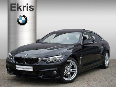 tweedehands BMW 418 4-SERIE Gran CoupéAut. High Executive M Sportpakket Elektrisch glazen schuif-/kanteldak