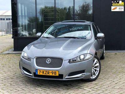 tweedehands Jaguar XF 2.2D*Xenon*LED*Schuifdak*Leder*Keyless*