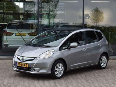 tweedehands Honda Jazz 1.4 Hybrid Elegance, Panoramadak, Navigatie, Clima