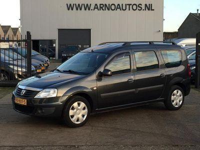 tweedehands Dacia Logan MCV 1.6-16V Lauréate 6-DEURS, LPG-G3, AIRCO, ELEK-