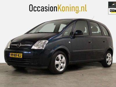 tweedehands Opel Meriva 1.6-16V Maxx Cool  Airco Trekhaak NAP NL auto