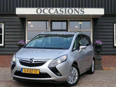 tweedehands Opel Zafira Tourer 1.6 CDTI / 7 Persoons / Cruise / Clima / 6 versn.