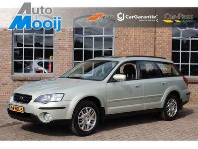 tweedehands Subaru Outback 2.5i Comfort LPG G3 Automaat, ECC Clima, Perfect o