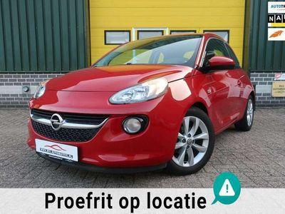 tweedehands Opel Adam 1.4 Jam Airco cruis 1 ste eigenaar bj 2015