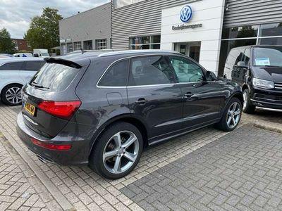 tweedehands Audi Q5 Q52.0 TFSI,NL auto,PANO, B&O, trekhaak, leer