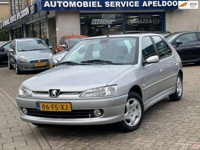 tweedehands Peugeot 306 1.6 STX AIRCO*5DRS*STUURBEKR.*ELLEK.PAKKET.*NWE AP