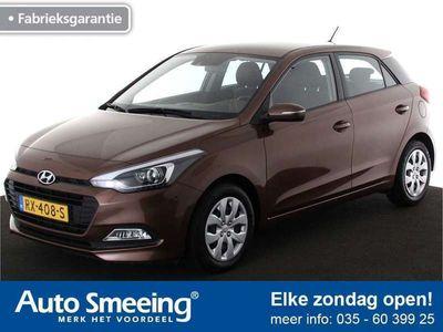 tweedehands Hyundai i20 1.0 T-GDI i-Motion | Airco | Zondag Open!