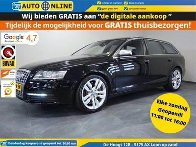 tweedehands Audi A6 Avant 5.2 FSI S6 Pro Line FULL OPTION Nederlandse auto!