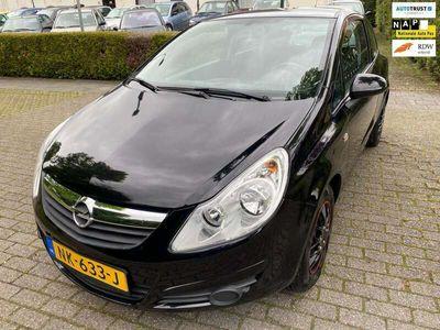 tweedehands Opel Corsa 1.2-16V Selection KM 115000 MET NAP