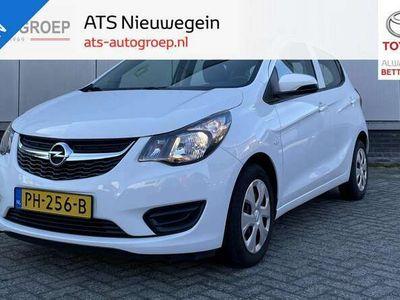 tweedehands Opel Karl 1.0 ecoFLEX Edition 23.000 k, 1e eigenaar