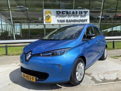 tweedehands Renault Zoe R90 Life 90Pk Climate Automaat R-Link PDC 41 kWh