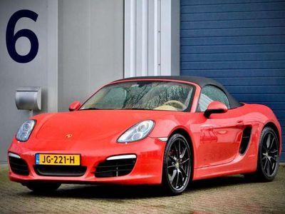 tweedehands Porsche Boxster S 3.4 PDK - Xenon PDLS - Stoelventilatie - PASM -