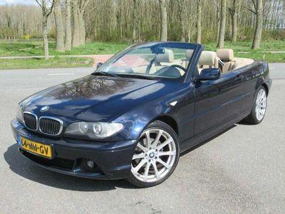 tweedehands BMW 318 Cabriolet (e90) 2.0 CI High Executive