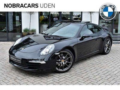 tweedehands Porsche 911 Carrera 3.4 350 pk Black Edition PDK Automaat / PDK Automaat / Leder / Panoramadak Glas / Achteruitrijcamera / Sport Chrono / BOSE-Sound System / 20 inch LMV /