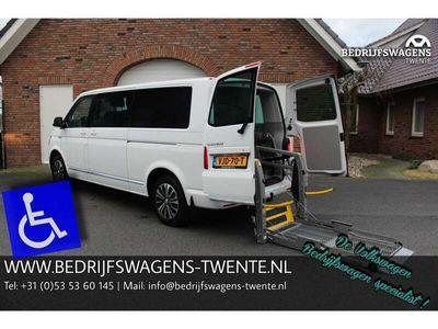 tweedehands VW Caravelle T6Rolstoelbus 150 pk DSG LWB Έlectric. LIFT Voorraad |