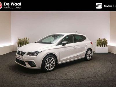 tweedehands Seat Ibiza 1.0 TSI 115pk FR | Full LED, Navigatie, Parkeersensoren V+A |
