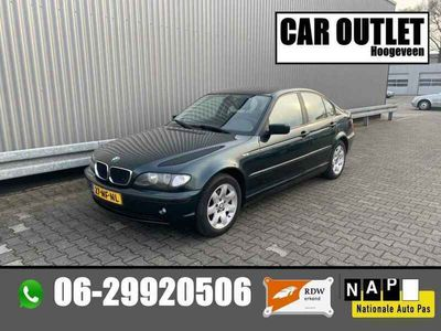 tweedehands BMW 316 316 i Executive Clima LM Nw APK --Inruil Mogelijk--