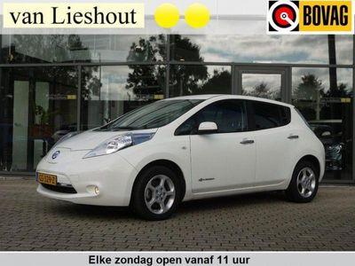 tweedehands Nissan Leaf Acenta 24 kWh PRIJS IS EX BTW!! Climate/camera/cruise