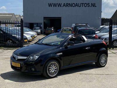 tweedehands Opel Tigra TwinTop 1.8-16V 125 PK Cosmo, AIRCO IJSKOUD, GROOT