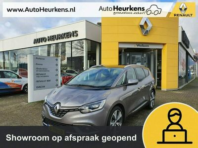 tweedehands Renault Grand Scénic SCÉNICTCe 140 Intens EDC | Automaat | 7-persoons | Adapt. Cruise Control