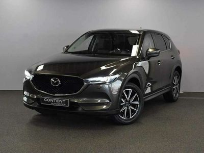 "tweedehands Mazda CX-5 2.0 165 pk I AUT. I NAVI I CAMERA I 19"" Velgen"