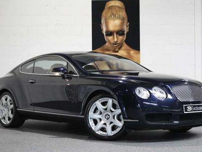 tweedehands Bentley Continental GT 6.0 W12 mulliner Aut.
