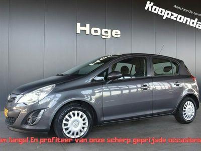 tweedehands Opel Corsa 1.2-16V Edition Airco 5-deurs Inruil mogelijk