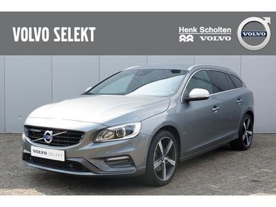 tweedehands Volvo V60 D4 190PK Business Sport R-Design, Standkachel, Ada