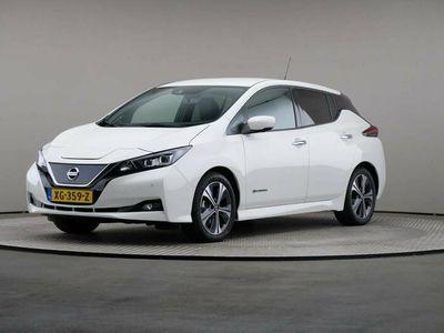 tweedehands Nissan Leaf 40kWh TEKNA, Automaat, ACC, LED, Navigatie