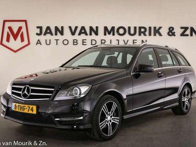 tweedehands Mercedes C180 Estate Ambition Avantgarde AMG | XENON | HALF LEDE