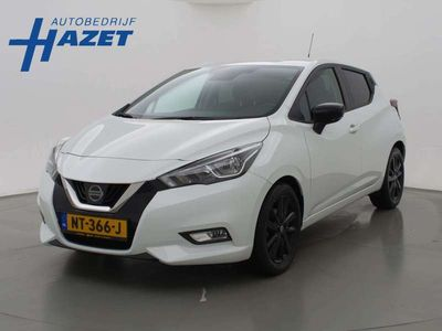 tweedehands Nissan Micra 0.9 IG-T N-CONNECTA 90 PK + NAVIGATIE / CAMERA / DAB / CRUISE / CLIMATE CONTROL