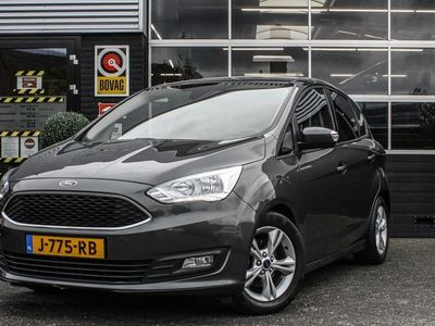 tweedehands Ford C-MAX 1.0 Eco-Boost 125 PK Trend NAVI, CRUISE, PDC, LM