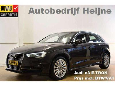 tweedehands Audi A3 Sportback e-tron 204PK ATTRACTION PRO LINE PLUS ECC/NAVI/LED/BLUETOOTH