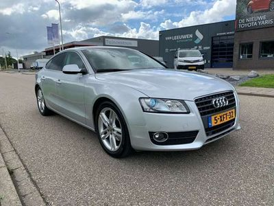 tweedehands Audi A5 1.8 TFSI Pro Line flippers/xenon/automaat