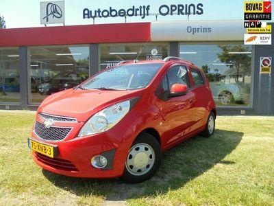 tweedehands Chevrolet Spark 1.0 16V LT Bi-Fuel - Nederlandse Auto met NAP