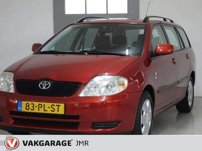 tweedehands Toyota Corolla Wagon 1.6 VVT-i Linea Terra,Trekhaak,Airco,elektr