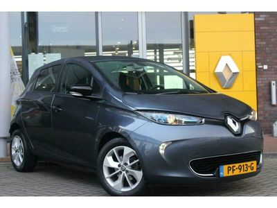 tweedehands Renault Zoe Q90 Intens Quickcharge 41 kWh (ex Accu)