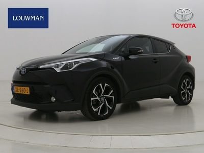 tweedehands Toyota C-HR 1.8 Hybrid Dynamic | Fabr Garantie T/M 02-2022 |