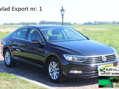 tweedehands VW Passat 9999 NETTO**2017** 1.6 TDI 120pk BlueMotion SEDAN