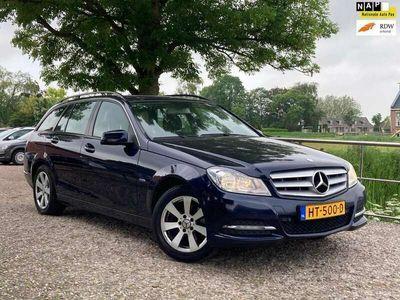 tweedehands Mercedes C180 Estate CDI Automaat | Clima + Cruise nu € 5.975,-!