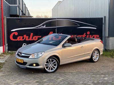 tweedehands Opel Astra Cabriolet TwinTop 1.8 Cosmo 140PK! Aut/Leer/Clima *NAP*