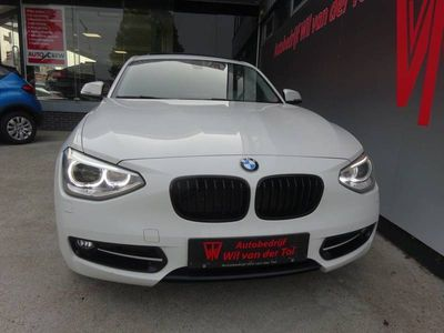 tweedehands BMW 116 1 Serie i SPORTLINE   5-DRS   BREEDBEELD   XENON   OPEN DAK   CRUISE   ALL-IN!!